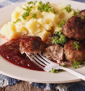 7 puikūs patiekalai iš Švedijos: nuo mėsos kukulių iki varškės apkepo