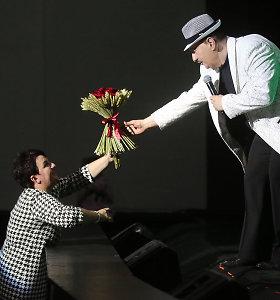 Simono Donskovo koncertas Klaipėdoje