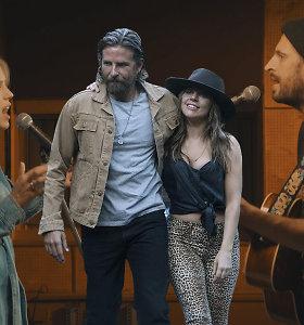 """Monique ir Justinas Jarutis perdainavo Lady Gagos hitą iš filmo """"A Star Is Born"""": įvertinkite"""