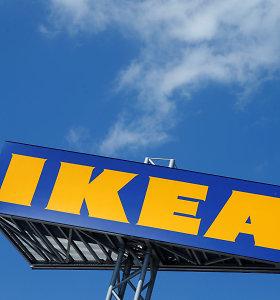 """""""Ikea"""" Rusijoje išbandys užsakymų pristatymą elektromobiliais žiemą"""