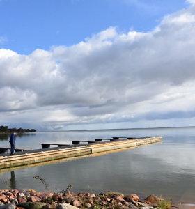 Preilos senajame žvejų uoste – naujovė
