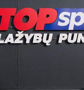 """""""Top Sport"""" visą 9 mln. eurų pelną skyrė dividendams"""