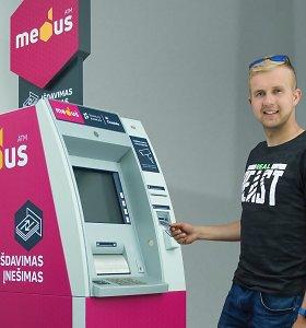 """""""Medaus"""" bankomatų valdytojai norėtų, kad Lietuvoje būtų vienas bendras tinklas"""