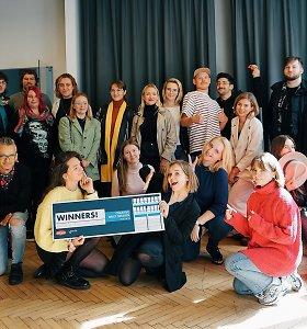 """""""The Atomic Garden Vilnius"""" išrinktos kūrybiškiausios jaunimo pilietiškumą skatinančios idėjos"""