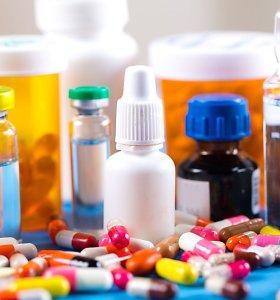 Seimui teikiamos pataisos dėl pigiausio pirmo kompensuojamo vaisto