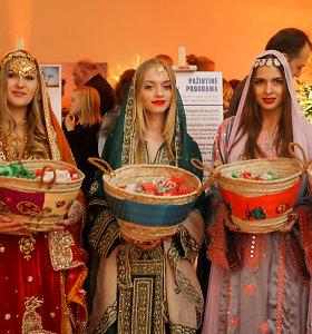 """""""Arabų kultūros dienose"""" Gedimino prospektas kvepės omanietiškais smilkalais ir kava"""