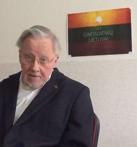 Medikai Vytauto Landsbergio iš ligoninės dar neišleidžia