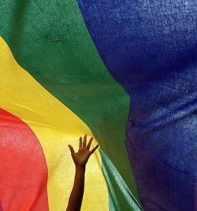 """Lietuva kilo """"Vaivorykštės indekse"""", bet pagal gėjų teises atsilieka nuo daugelio ES šalių"""