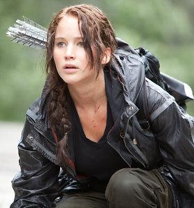 """Režisieriaus Davido O.Russello kritika """"Bado žaidynių"""" kūrėjams: Jennifer Lawrence dirba kaip vergė"""