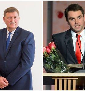 Kauno rajono vicemerais išrinkti socialdemokratai P.Visockas ir A.Nesteckis