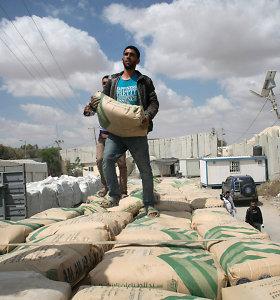 Pasaulio bankas: Gazos Ruožo ekonomika – ant griūties slenksčio