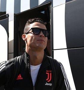 """""""Juventus"""" dėl Azijos rinkos prašo paankstinti rungtynių laikus"""