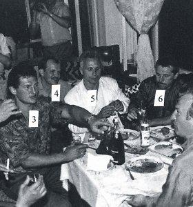 KGB agentų tinkluose spurdėjo Henrikas Daktaras, Georgijus Dekanidzė ir slaptas informatorius