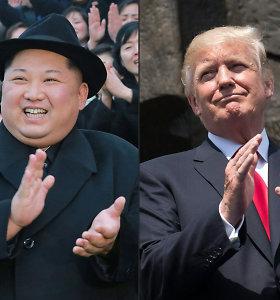 Šiaurės Korėją papiktino JAV kritika dėl žmogaus teisių pažeidimų
