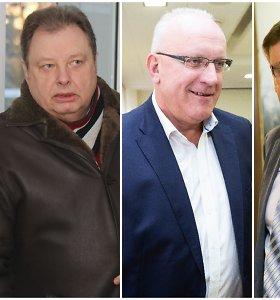 A.Palionis komandą renka iš primirštų veidų: viceministru taps P.Narkevičius, STT patikrino J.Pinskų ir V.Gedvilą