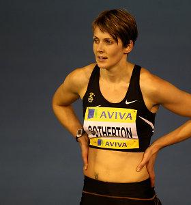 Praėjus 9 metams po Pekino žaidynių britė gavo jau antrą medalį