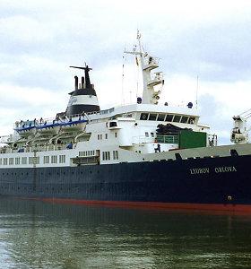 """Liūdniausia laivo gyvavimo istorija: kaip savo egzistavimą baigė """"Liubov Orlova""""?"""