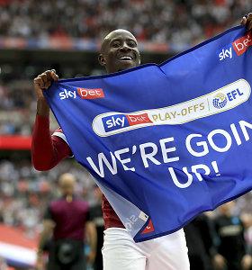 """190 mln. eurų vertės pergalė – """"Aston Villa"""" sugrįžo į Anglijos """"Premier"""" lygą"""