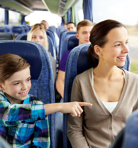 Nauja tvarka tarpmiestiniuose autobusuose, kurią vairuotojas primins net tris kartus