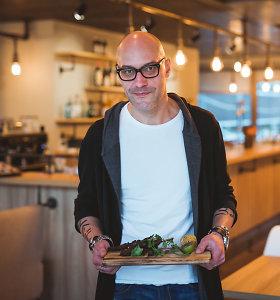 Šefas J.Jonušas – apie maisto tendencijas: kas madinga, kuo užkandžiauti ir ką vežtis iš kelionių