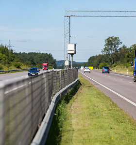 Iš Vilniaus į Kauną nuvažiuosime greičiau: į magistralę investuos 42,6 mln. eurų, padidins leistiną greitį