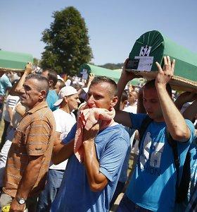 """Teismas: Nyderlandų valstybės atsakomybė už Srebrenicos žudynes """"labai ribota"""""""