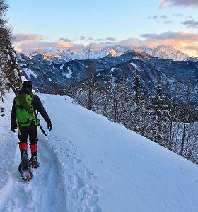 Slidinėjantieji Austrijoje gali rinktis naują kryptį – Karintiją