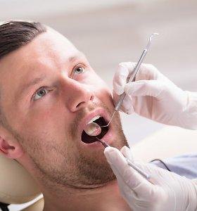 A.Unikauskas: geras burnos specialistas gali pirmas diagnozuoti rimtą ligą