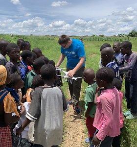 """Malavyje UNICEF biure dirbantis lietuvis: """"Žinau, kad mano veikla gali kažkam išgelbėti gyvybę"""""""