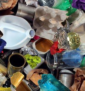 Atliekų krizė Marijampolėje verčia valdžią keisti verslo modelį