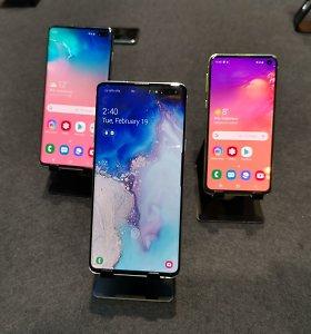 """Išankstiniai """"Samsung Galaxy S10"""" užsakymai rodo: lietuviai turtėja"""