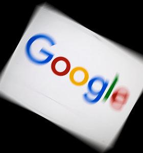 """""""Google"""" savininkės """"Alphabet"""" rinkos kapitalizacija pirmą kartą pasiekė 1 trln. dolerių"""