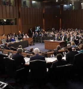 JAV Senatas nepriėmė ekonomikos gelbėjimo paketo