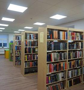 Atsinaujino sostinės Dzūkų biblioteka