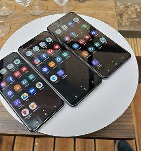 """""""Samsung"""" į naujos kartos ekranų kūrimą ir gamybą investuos 11 mlrd. JAV dolerių"""