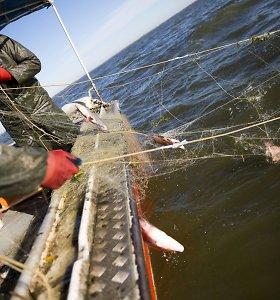 Protestas Klaipėdoje: blokuos Danės upę ir reikalaus uždrausti žvejybą Kuršių mariose