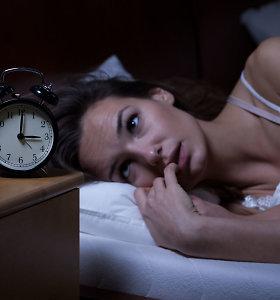 Nemiga – ir rimtesnių ligų priežastis. 4 kokybiško miego taisyklės