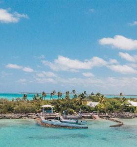 Saulė lietuvio akims: parduodama įstabaus grožio privati sala