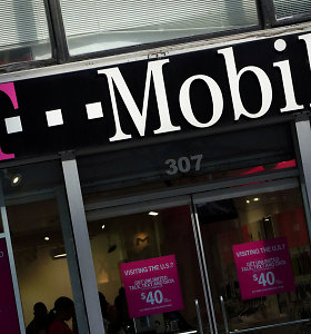 """Penktadalis JAV valstijų priešinasi """"Sprint"""" ir """"T-Mobile"""" susijungimui"""