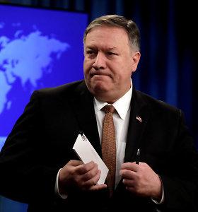 JAV smerkia smurtą Irake, ragina vyriausybę elgtis santūriai