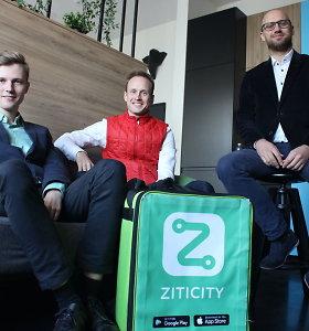 Startuolio idėja jauniems verslininkams gimė ilgai laukiant siuntinio