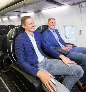"""Užsakomaisiais reisas vėl skraidysiančiam """"Žalgiriui"""" viena Eurolygos kelionė bus kitokia"""