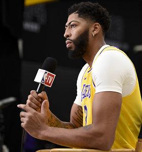 """Dar vienas """"taip"""" olimpinėms žaidynėms: žaisti nori ir """"Lakers"""" naujokas"""