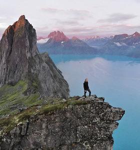 Lietuvių patarimai Norvegijoje: kaip pigiau pamatyti gražiausius vaizdus gyvenime