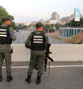 Infliacija Venesueloje nuo metų pradžios viršijo 3,3 tūkst. proc.