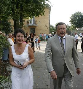 Teisme – milijonieriaus Stasio Brundzos ir jo žmonos Audrutės skyrybų byla