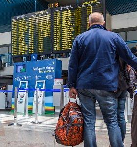 Oro uostai ketina atnaujinti vaizdo stebėjimo sistemas