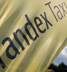 """Konkurencijos taryba perspėjo """"Yandex. Taxi"""" dėl klaidinančios reklamos"""
