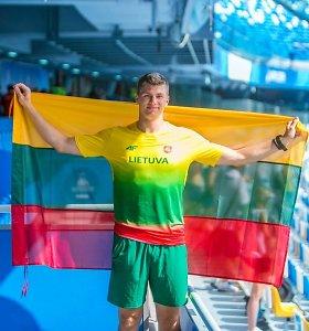 Dopingą vartojęs moldavas diskvalifikuotas: E.Matusevičiui atiteks Universiados auksas