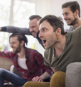Psichologas apie savižudišką mūsų vyrų elgesį: kodėl jiems naudinga išsikeikti ir išsiverkti